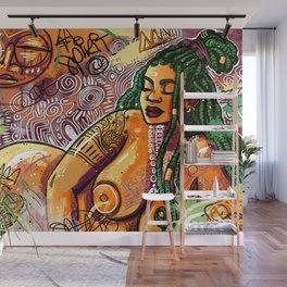 Mirembe Wall Mural