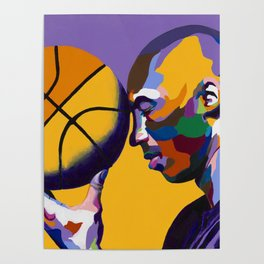 One With The Game Poster