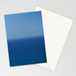 Ocean Sky Stationery Cards