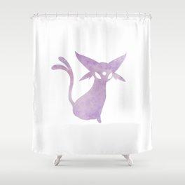 Espeon Shower Curtain