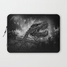 Dinosaur skeleton Laptop Sleeve