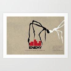 Enemy Art Print