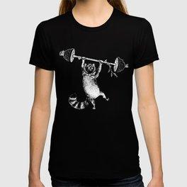 RaccoonBear Fitness T-shirt