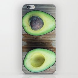 make me some guac iPhone Skin