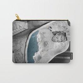 Birdy bath Carry-All Pouch