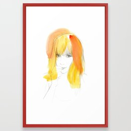 Tasuku Framed Art Print