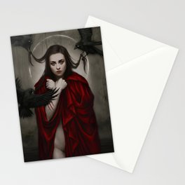 Gods and Monsters Stationery Cards