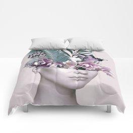Tropical Girl 3 Comforters