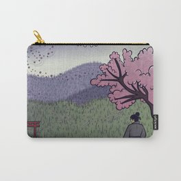 A Gentle Breeze Carry-All Pouch