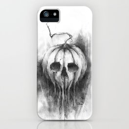 The Gourd of Doom iPhone Case