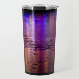 Reflections of a Holiday Travel Mug