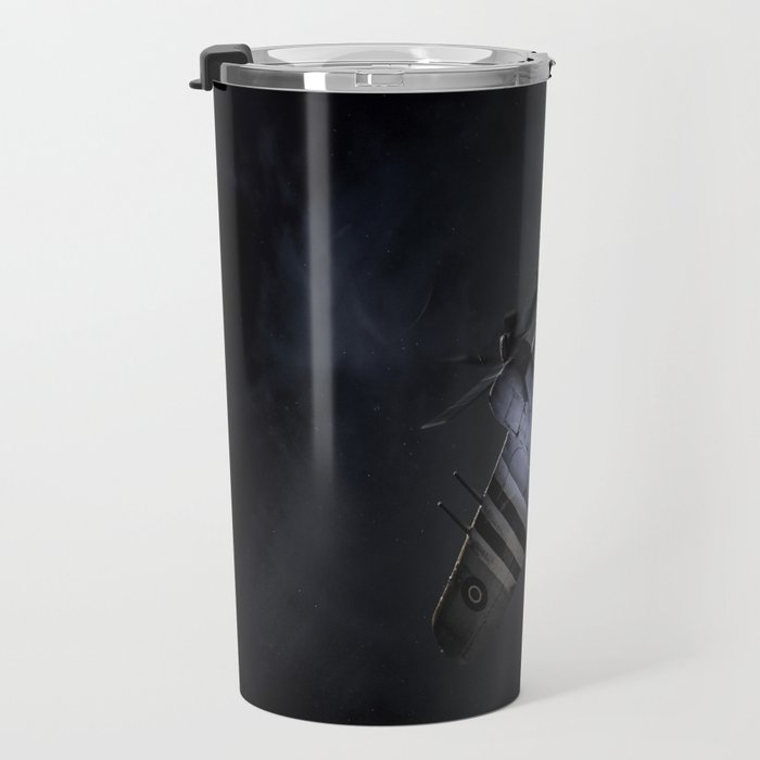 In The Searchlight Travel Mug