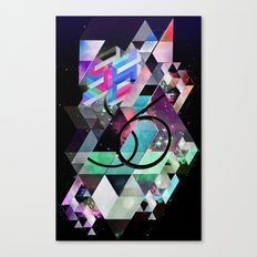 YSS SXX Canvas Print