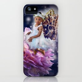 Jassy Fairy iPhone Case