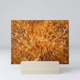 Abstract Explosionism Mini Art Print