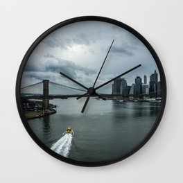That's New York To Me Wall Clock