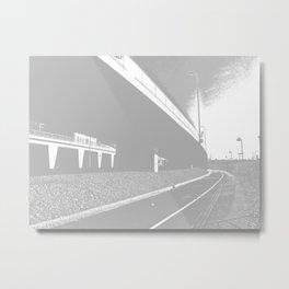 Bridge 10 Metal Print