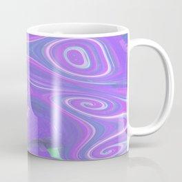 Digital Marble Painting Coffee Mug