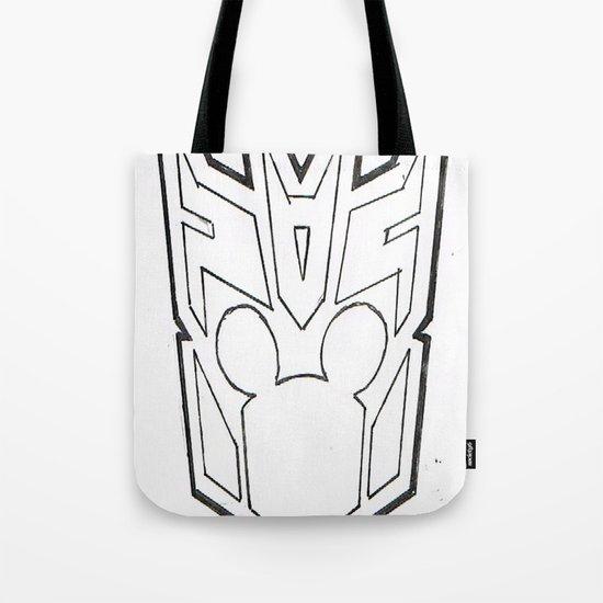 Mickbot Tote Bag