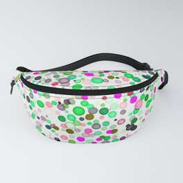 Dotted-11 Fanny Pack