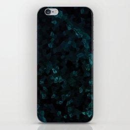 Stone Turquoise pattern iPhone Skin