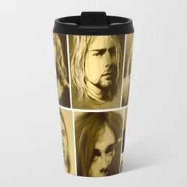 'Kurt Mosaic' Travel Mug