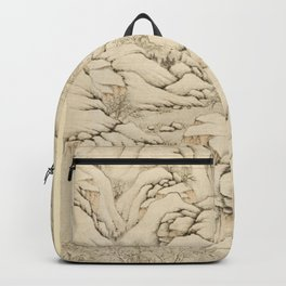 Gu Qiao - Snowy Mountains Backpack