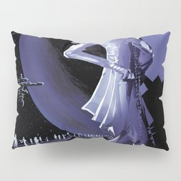 NASA Visions of the Future - PSO J318.5-22, Where the Nightlife Never Ends! Pillow Sham