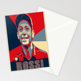 moto gp star Stationery Cards