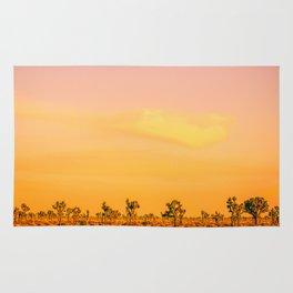 Joshua Tree Sunset III Rug