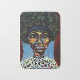 "Eunice ""Nina Simone"" Waymon Bath Mat"