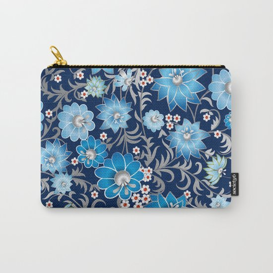 Shabby flowers #25 Carry-All Pouch