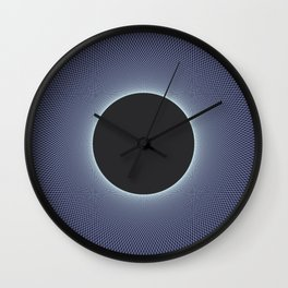 Stephen Hawking: Event Horizon Wall Clock