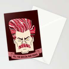 All Your Bacon & Eggs Stationery Cards