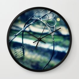Rusted, busted Princess Wall Clock