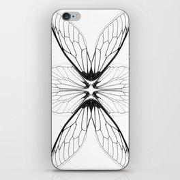 Cicada wings iPhone Skin