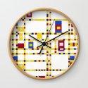 Piet Mondrian Broadway Boogie Woogie by pdpress