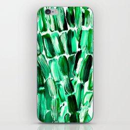 Green Sugarcane, Unripe iPhone Skin