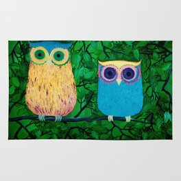 Two Owls Rug