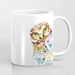 Owl Curious Coffee Mug
