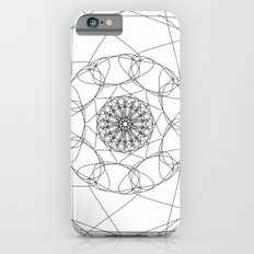 love mandala number 2 Slim Case iPhone 6s