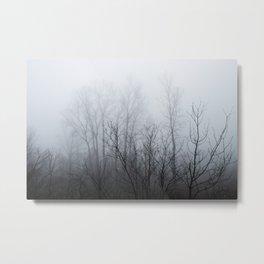 Layers Metal Print