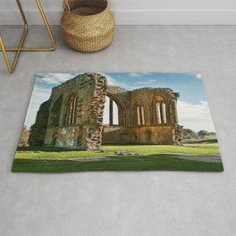 Egglestone Abbey Rug