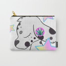 Mary Dalmation Carry-All Pouch