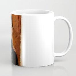 "Amedeo Modigliani ""Marie (Marie, fille du peuple)"" Coffee Mug"