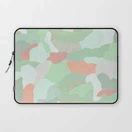 Abstract organic shapes Laptop Sleeve