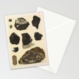 Onyx Mineral Stationery Cards