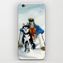 Corto Maltes iPhone Skin