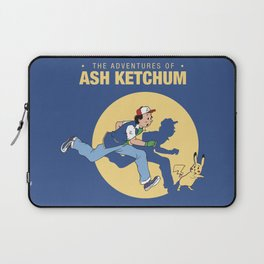 THE ADVENTURES OF ASH KETCHUM Laptop Sleeve