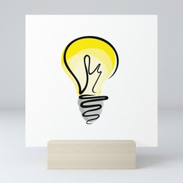 Good Idea Mini Art Print
